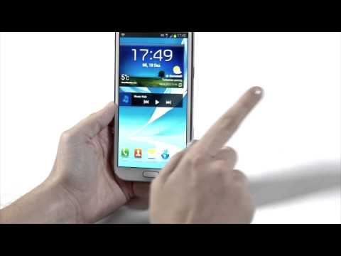 So platzieren Sie Widgets auf dem Startbildschirm - Android-Tipp