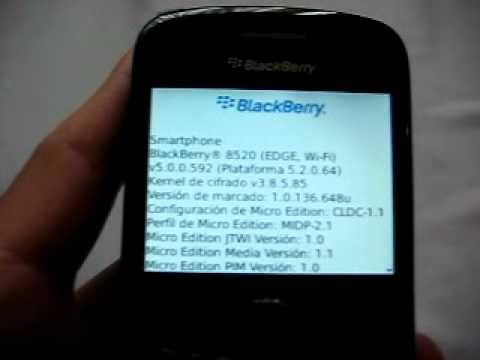Blackberry Curve 8520 2G Pin #55
