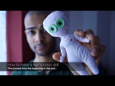 How to make a real Voodoo doll