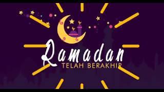 Motion Graphic   Selamat Hari Raya Idul Fitri 1439H