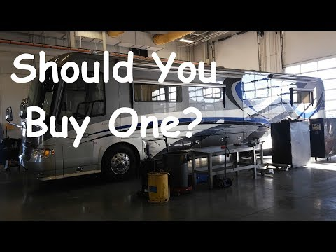 What To Consider When Buying A Diesel RV or Motorhome?