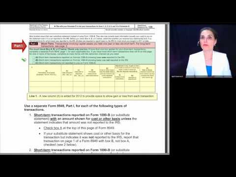 Basic Session 17 - Sales & Other Dispositions of Assets - 2012 Tax Law