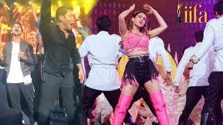 Salman Khan and Sara Ali Khan's ZABARDAST Perfomance Dancing @IIFA Film Awards 2019 Celebration