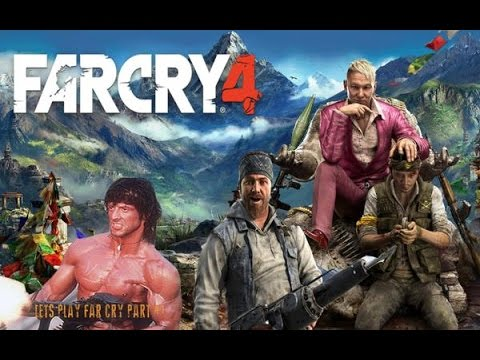 Lets Play Far Cry 4 With Hectic Ep.1