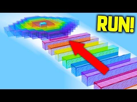 RAINBOW SKY RUN CHALLENGE!