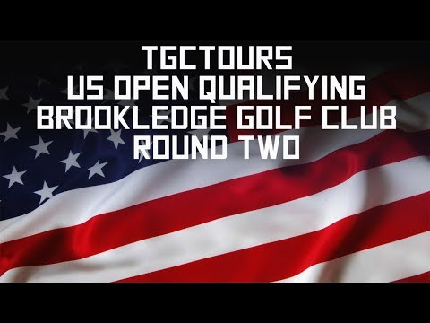 The Golf Club 2 (PS4 Pro): TGCTours - US Open Qualifying - Round 2