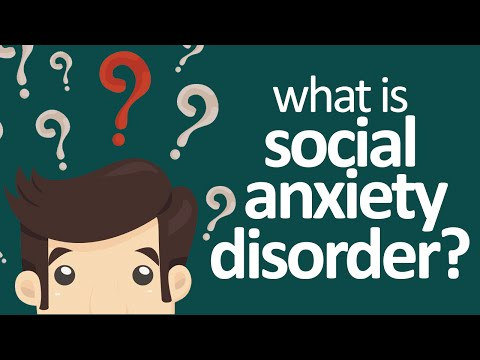 Social Phobia: What Is Social Anxiety Disorder?