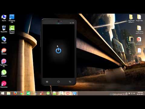 Share your PC Internet Connection with Android via USB(Windows 8/8.1)