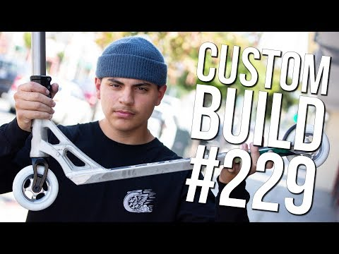 Custom Build #229 │ The Vault Pro Scooters