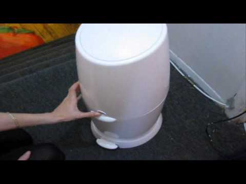 How To:Diaper Genie 2 Ellite