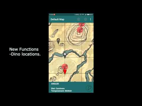 DinoTools ARK Maps Update