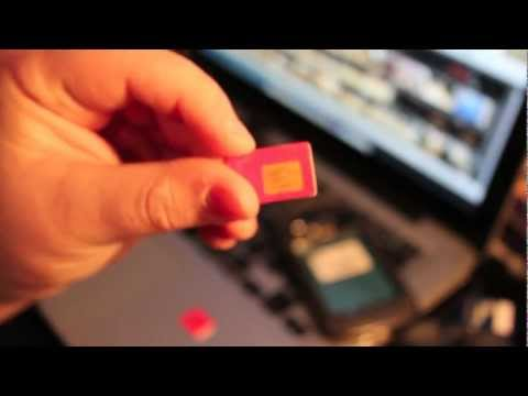 How To: Make A Homemade Micro SIM Card Adapter
