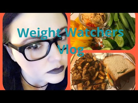 What I Ate In A Day On 30 Weight Watchers Smartpoints: Smart Chef Scale Demo