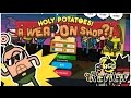 Holy Potatoes! A Weapon Shop?! Review