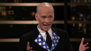John Waters: Mr. Know-It-All | Real Time with Bill Maher (HBO)