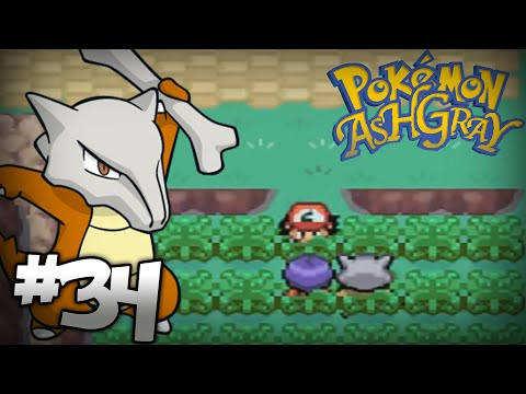 Let's Play Pokemon: Ash Gray - Part 34 - Victory Road