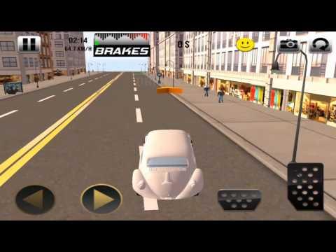 Wedding Limousine driver 3D - Gameplay Video