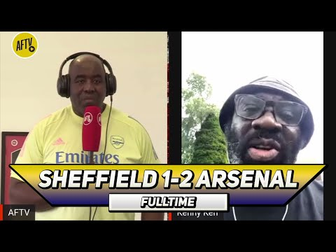 Sheffield Utd 1-2 Arsenal | We Bullied The Bullies! (Kenny Ken)