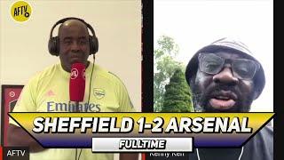 Sheffield Utd 1-2 Arsenal | We Bullied The Bullies! (Kenny Ken)