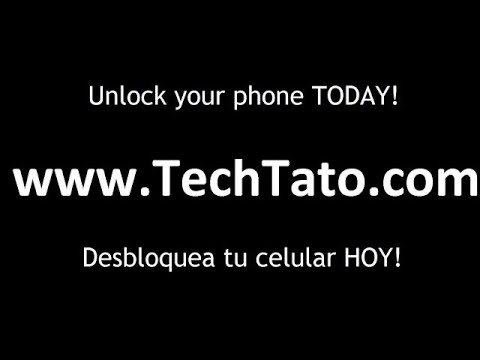 How to unlock your Alcatel phone (Ex. MetroPCS USA Alcatel Fierce 2 7040N)