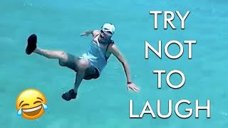 [2 HOUR] Try Not to Laugh Challenge! Funny Fails 😂 | Best Funny Fails | Funniest Videos | AFV live
