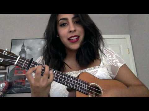 I Want to Hold Your Hand Ukulele Cover