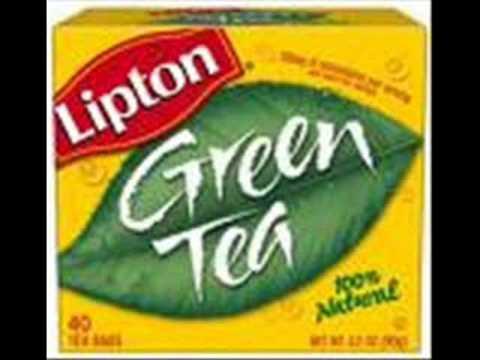 LIPTON GREEN LEAF TEA