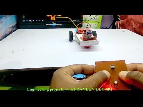 Remote Control Car Using RF Module : Tutorial 30