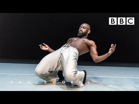 Hip Hop dancer Dickson Mbi talks about connecting with people through dance - BBC