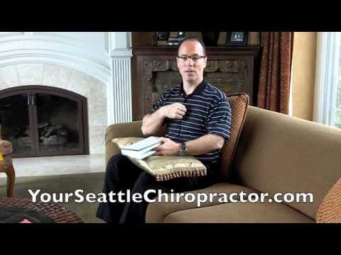 Seattle Chiropractor - Sitting Posture
