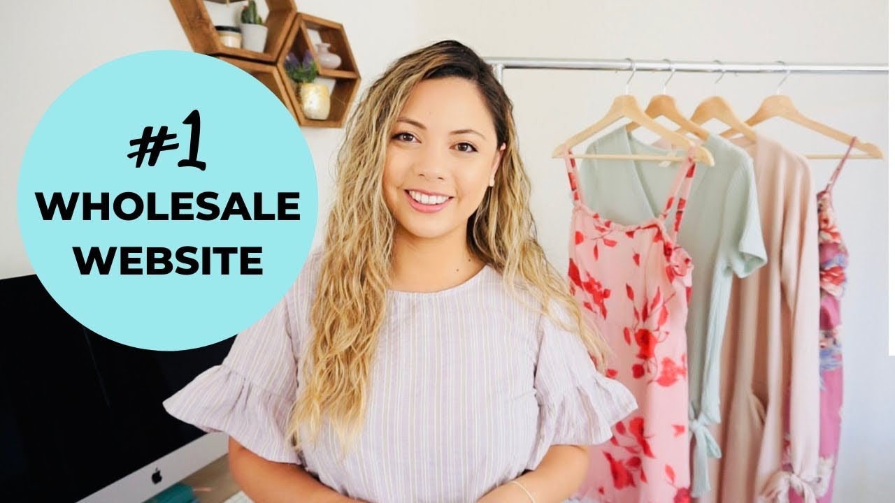 Top Wholesale Clothing Website for Boutiques