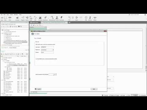 How to run and manage automation scripts in Toad Intelligence Central