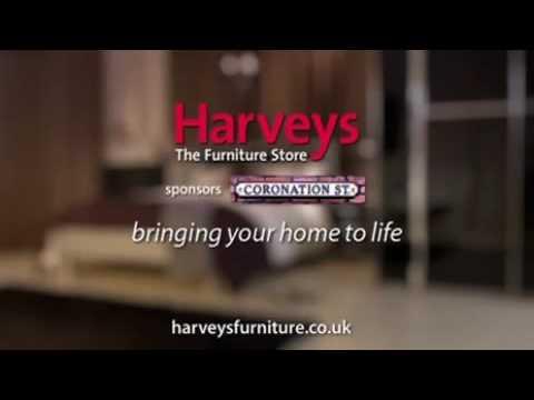 Harvey's The Furnature Store Sponsors ITV's Coronation Street