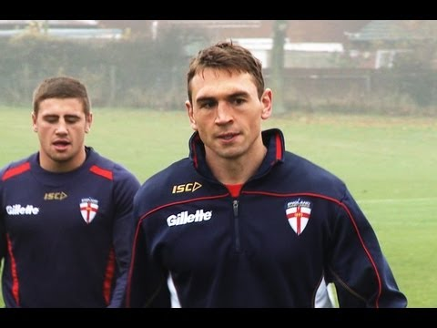 4NTV England ready for Kiwis