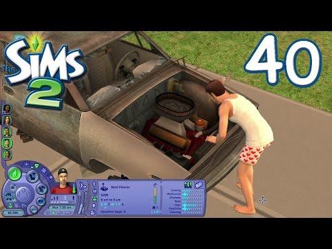 The Sims 2 Part 40 - Auto Repair