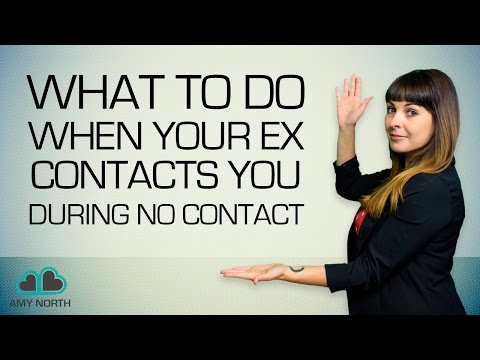 What to Do When Your Ex Contacts You During No Contact