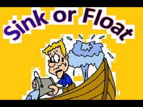 Sinking & Floating : Science Lesson with Quiz for Kids