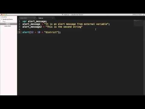 Concatenation in Javascript