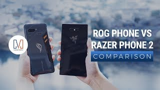 ASUS ROG Phone vs Razer Phone 2: Choose your weapon