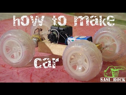 How to make Rc car  with  Remote control ||speed 50 km/h || (crazy creation)