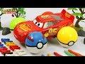 빨간색 디즈니 카 포켓몬 바퀴 정비 놀이 영어 배우기 전래 동요 듣기  Nursery Rhymes & Kids Songs