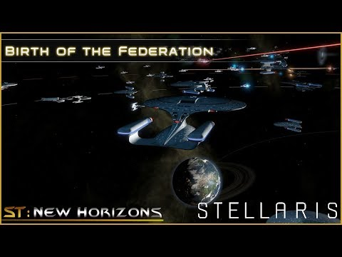 To Boldly Go - Ep 1 - Star Trek: New Horizons - Stellaris