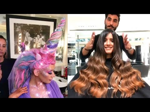 Amazing Hairstyles Compilation | Viral Makeup Videos on Instagram 2017