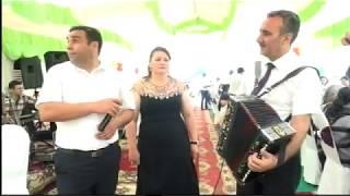 Masabəyi Qabil Gədəbəylinin təqdimatında Sevil Gədəbəyli, Aşıq Nəbi, Aşıq Nazim.