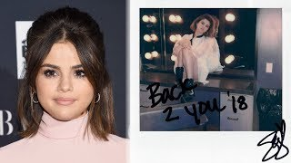 """Selena Gomez CONFIRMS New Single """"Back To You"""" For 13RW"""
