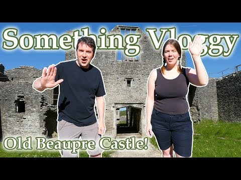 OLD BEAUPRE CASTLE. How Did The Tudors Deal With Annoying Neighbours? Video