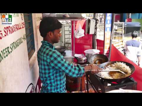 Veg fried rice recipe | How to make vegetable fried | FAST FOOD RECIPES street food