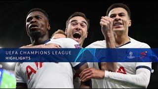 UEFA Champions League | Tottenham Hotspur v Olympiacos Piraeus | Highlights