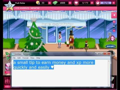 Doesn't work anymore :( - It Girl  Facebook - Money and XP cheat