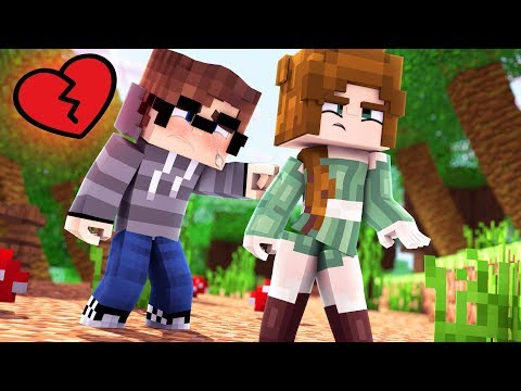 Minecraft Private - SHE DOESN'T LOVE ME ANYMORE !!! (Minecraft Roleplay)